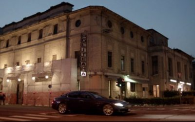 1 luglio Como, la città del cinema